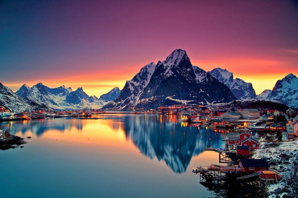 Цены на жилье в норвегии хочу купить дом в швейцарии