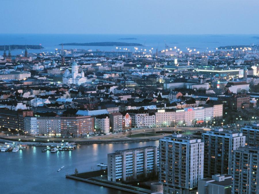 недвижимость в хельсинки