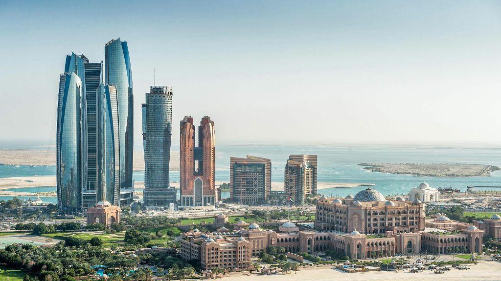 недвижка в Абу Даби Шаам
