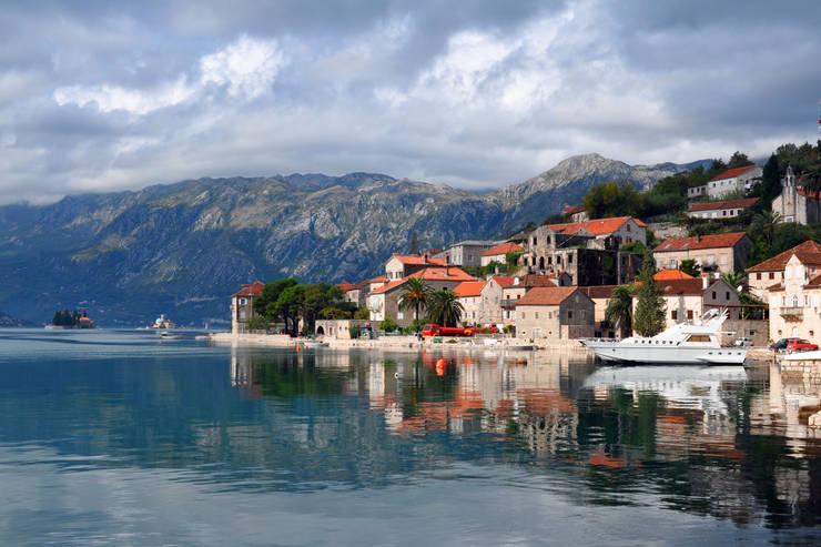 недвижимости в черногории
