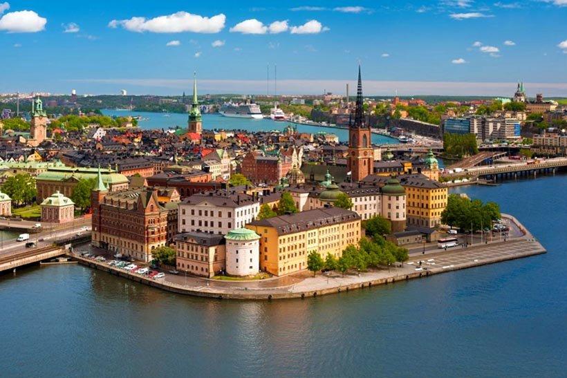 Швеция недвижимость квартиры болгария