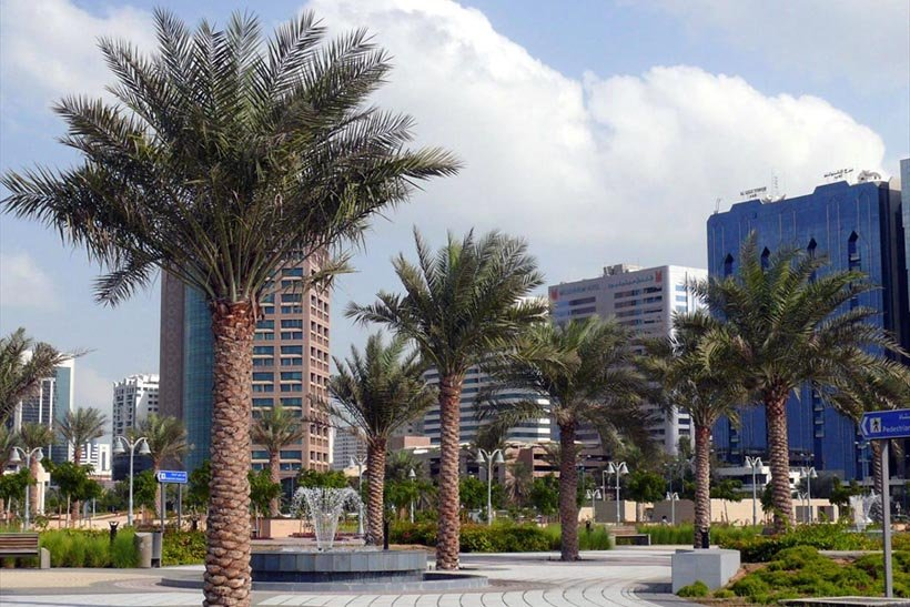 Недвижка в Абу Даби Сэр Бани Яс квартиры сабадель