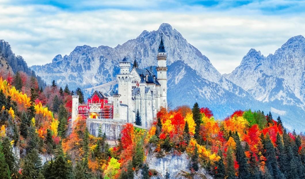Туризм германия коммерческая недвижимость в сербии